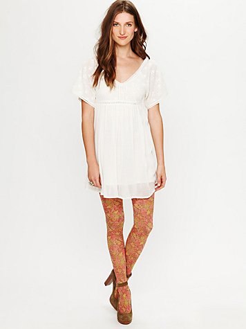 Free People Idealize Floral Tight