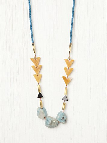Kris Nations Blue Ridge Necklace