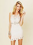 Zig To The Zag Mini Dress