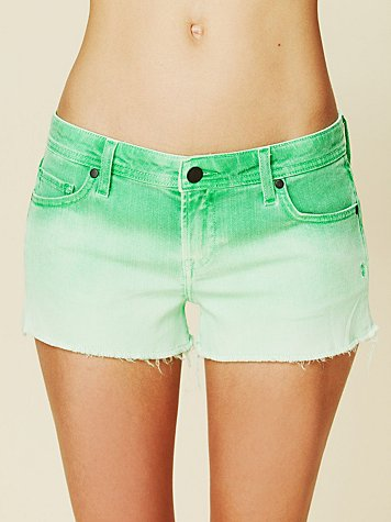 The Ivy Cutoff Shorts