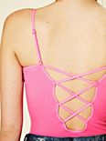 Cross Back Seamless Tank