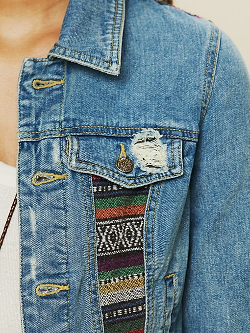 Baja Denim Jacket