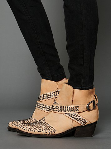Jeffrey Campbell Dodge Ankle Boot