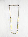 Multi Bead & Metal Necklace