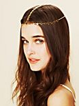 Star Chain Headpiece