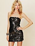 Starry Eyed Sequins Dress
