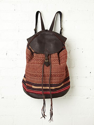 Akha Thai Backpack