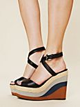 Moda Two Tone Wedge