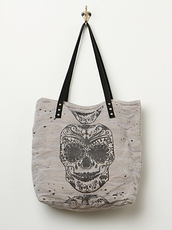 Free People Faded Heartland Tote