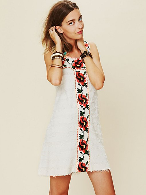 FP New Romantics Jitterbug Shift Dress