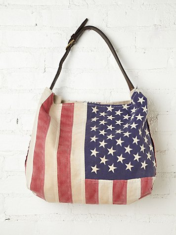 Totem Treasured Flag Tote