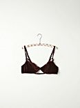 Cut Out Soft Cup Bra