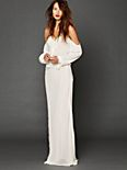 Temptress Cold Shoulder Maxi