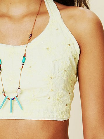FP ONE Embellished Halter