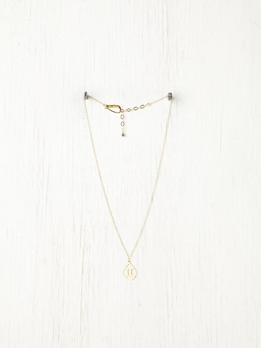 Zodiac Necklace in catalog-june-12-catalog-air