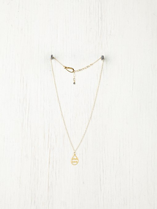 Zodiac Necklace in catalog-june-12-catalog-water