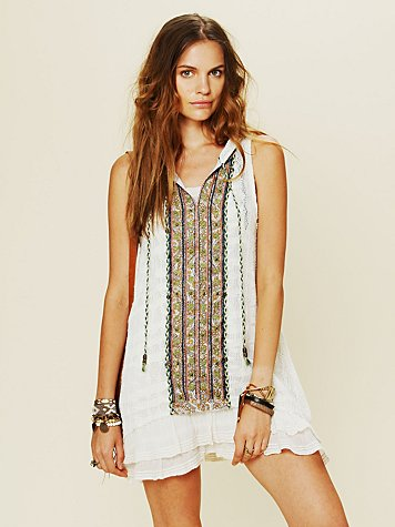 Free People Cali Dreams Tunic