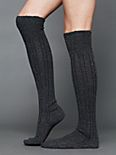 Speckled Spun Tall Sock