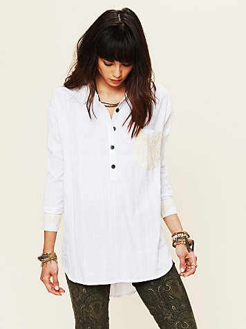 Artisan De Luxe White Buttonfront Shirt