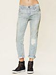 5 Pocket Slim Slouch Jeans