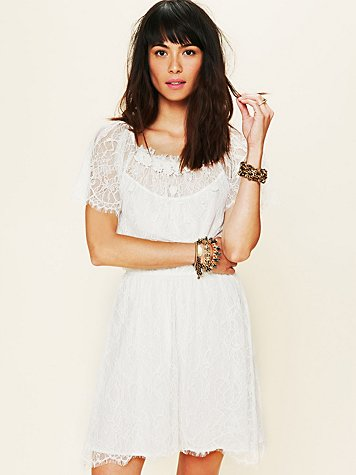 Free People Vintage Candy Dress