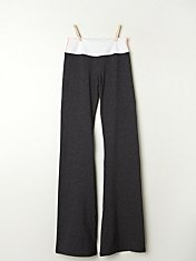 Pilates Flare Pants in fp-body