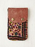 Tapestry iPhone 4/4S Wallet