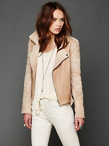 Cote Leather Jacket