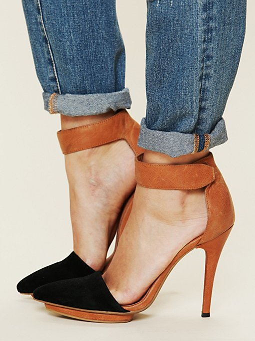 Jeffrey Campbell Solitaire Heel in High-Heels