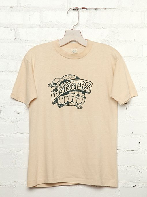 Vintage The Imposters Tee in Vintage-Loves-vintage-tees