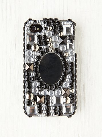 Free People Bling Bling Hello iPhone 4/4S Case