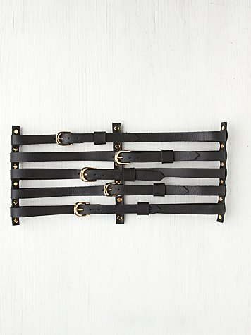 Friend of Mine Tripoli Corset Belt