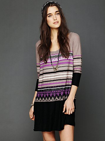 Alpine Sweater Dress