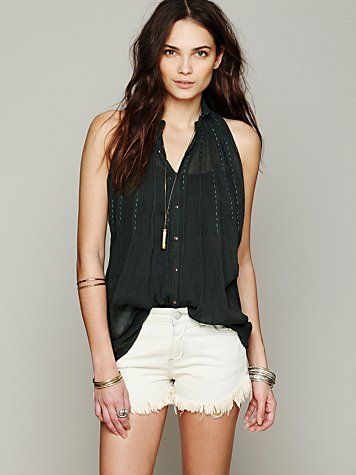 Free People FP ONE In Dreams Buttondown