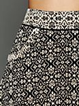Carpet Bag Circle Skirt