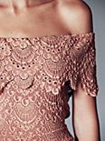 Flourish of Lace Maxi