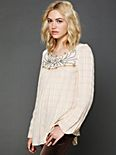 Balkan Dreams Woven Top
