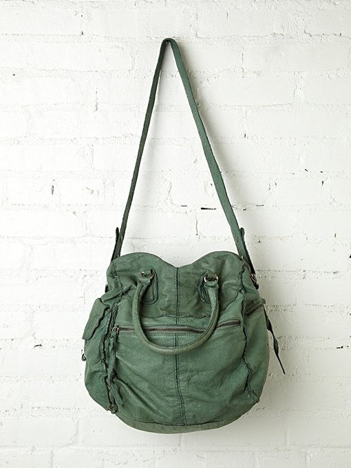 Leather Cargo Tote in shop-by-occasion