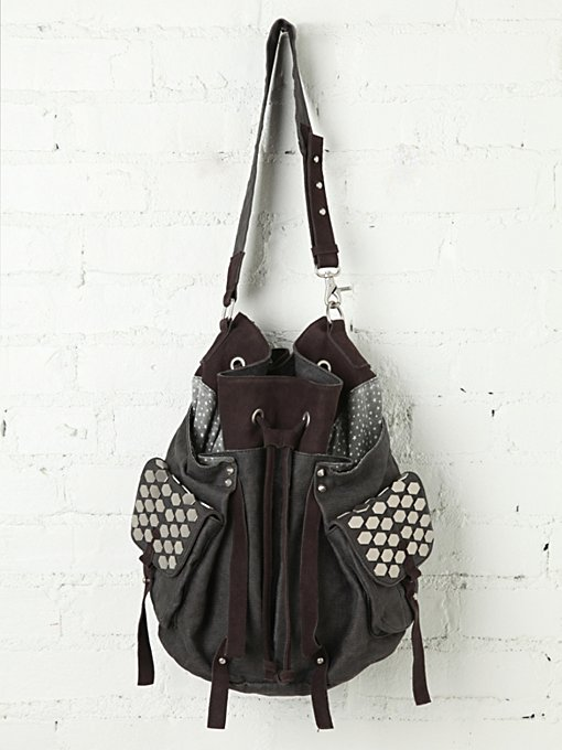 Free People Mason Slouchy Tote in handbags