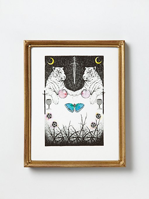 Wild Unknown FP Exclusive Tarot Print in Boho-Beauty-2