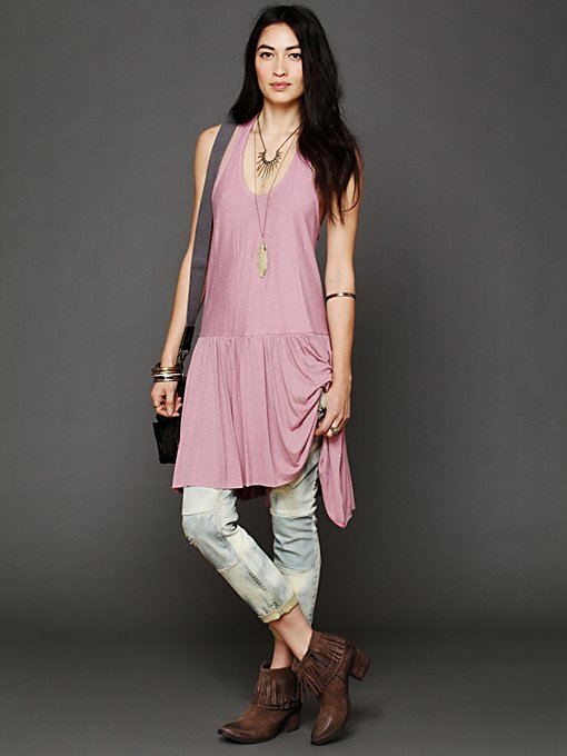 Around The World Tank Dress in sale-sale-under-70