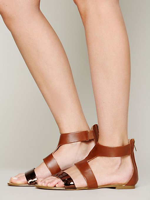 Jett Ankle Sandal in shoes-sandals