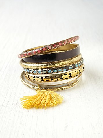 Hard Bangle Set