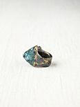 Midnight Druzy Ring