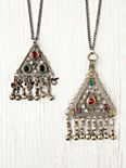 Vintage Afghani Tribal Pendants