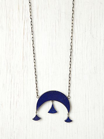 Jane Diaz Moonrise Pendant