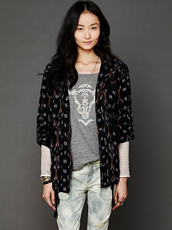 Free People Ikat Parka