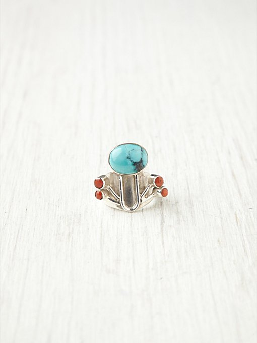 Mushroom And Berry Ring in sale-new-sale