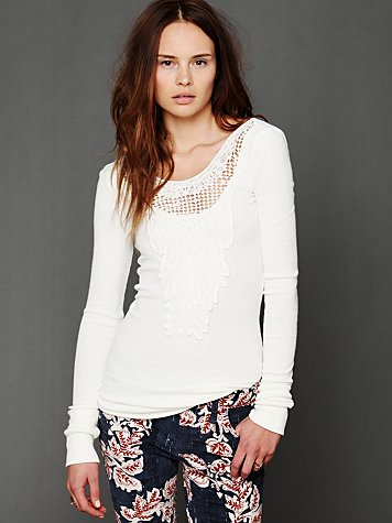 Free People Jack of All Trades Top
