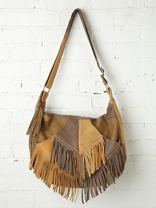 Narnia Leather Hobo in sale-sale-accessories